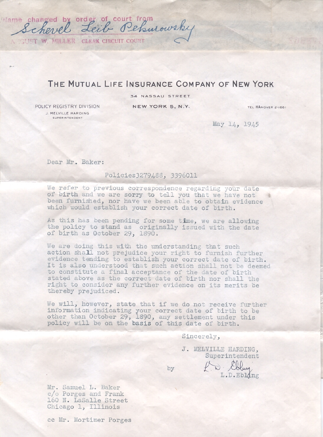 Ellis Island Ship Manifests 1906 1923 Baker Pekurowsky Blumin